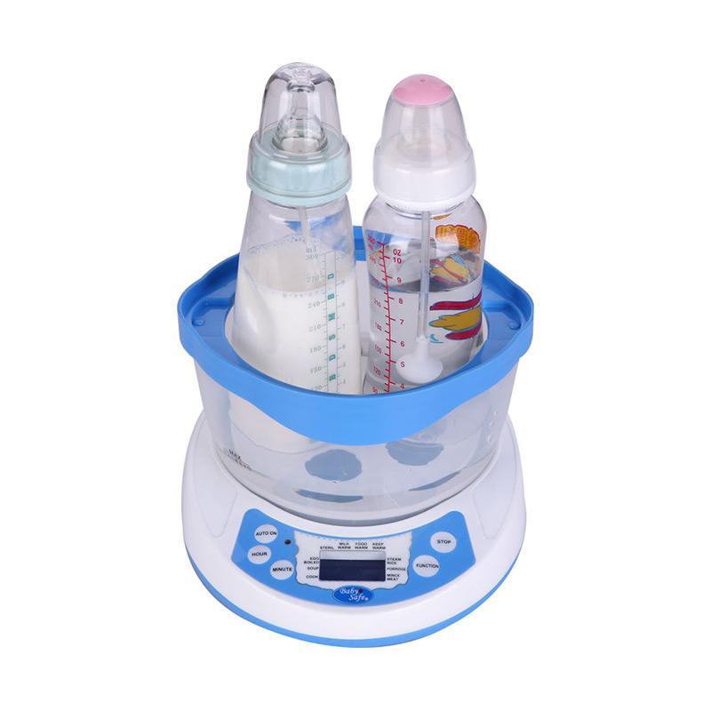 BabySafe LB 005 10 IN 1 Multifunction Steamer