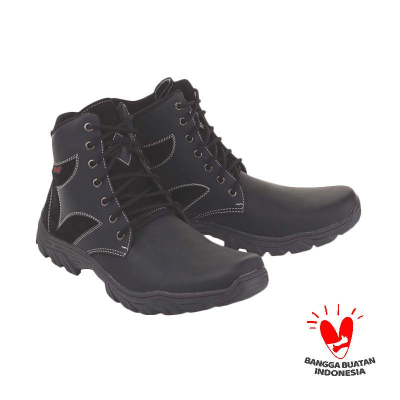 Blackkelly LSM 879 Boots Sepatu Pria