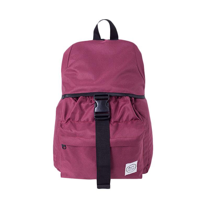 Hanan Project Daro Backpack - Maroon