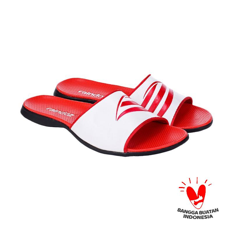 Raindoz RYY 005 Rainer Sandals Pria - Red