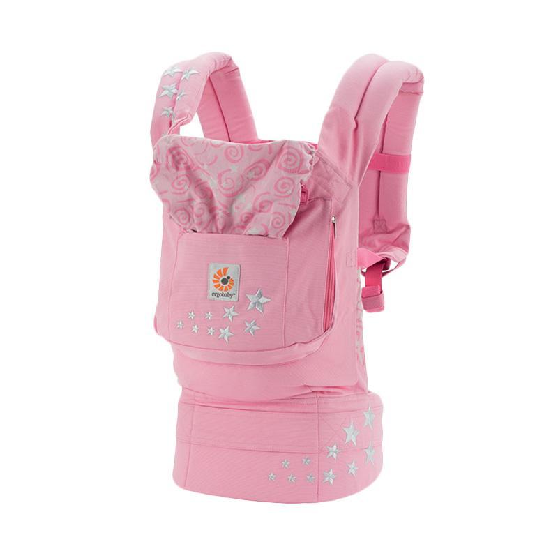 Ergobaby Original Carrier Gendongan Bayi - Pink Galaxy