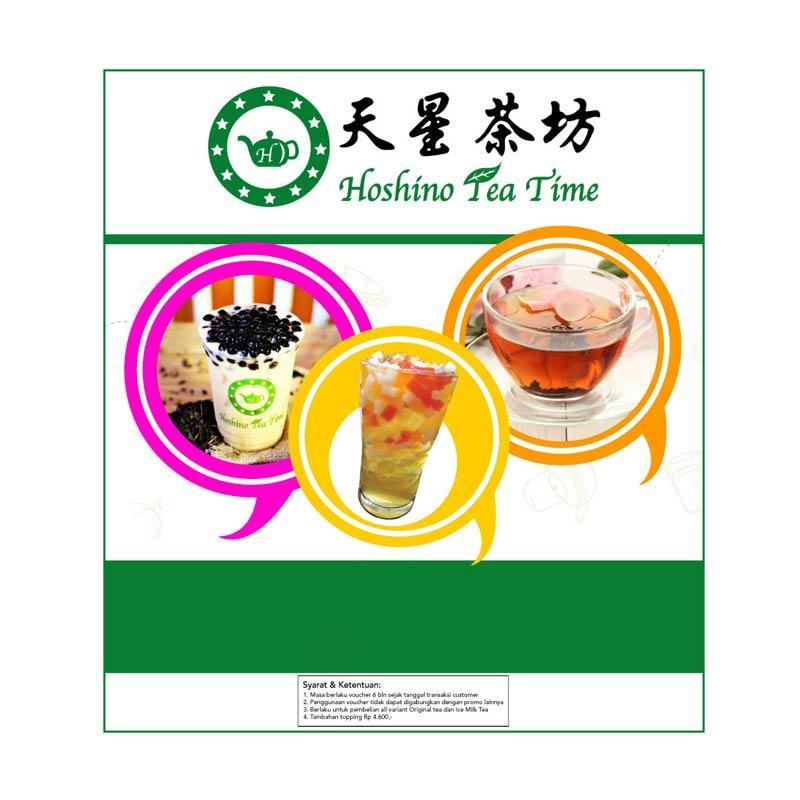Hoshino Tea Time Voucher Rp 115 000