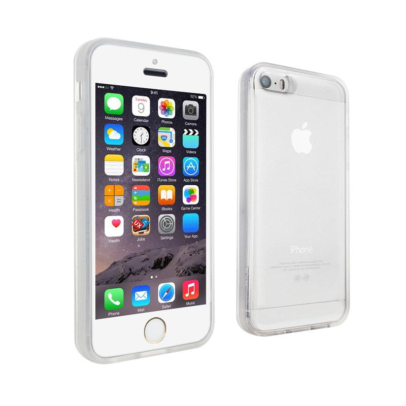 Hulle Anti-Gravity Casing for iPhone 6 Plus - Hard Clear