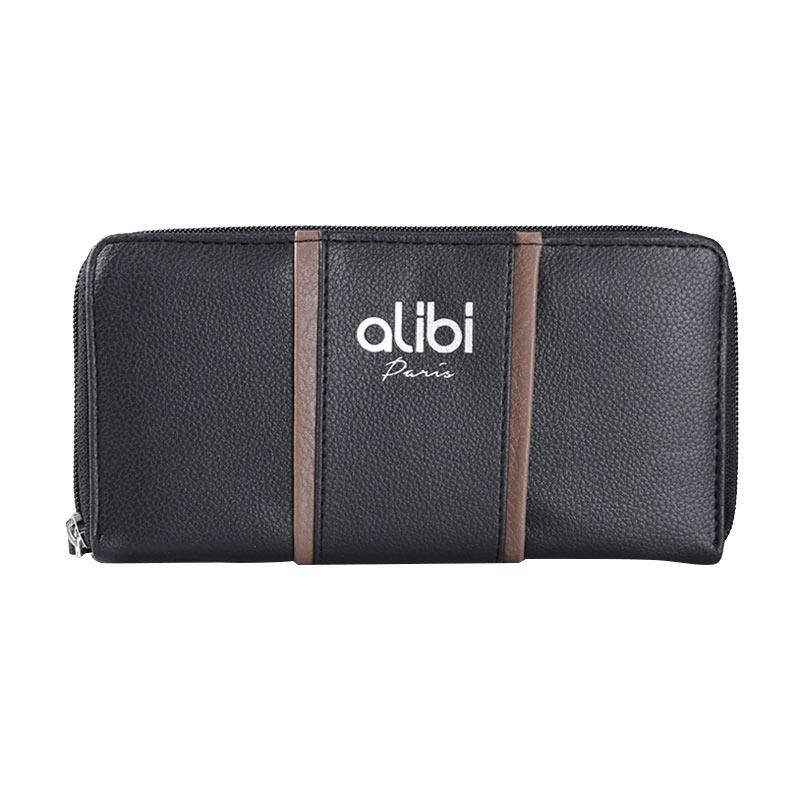 Alibi Millains Wallet W0287B5 Long Wallet - Black