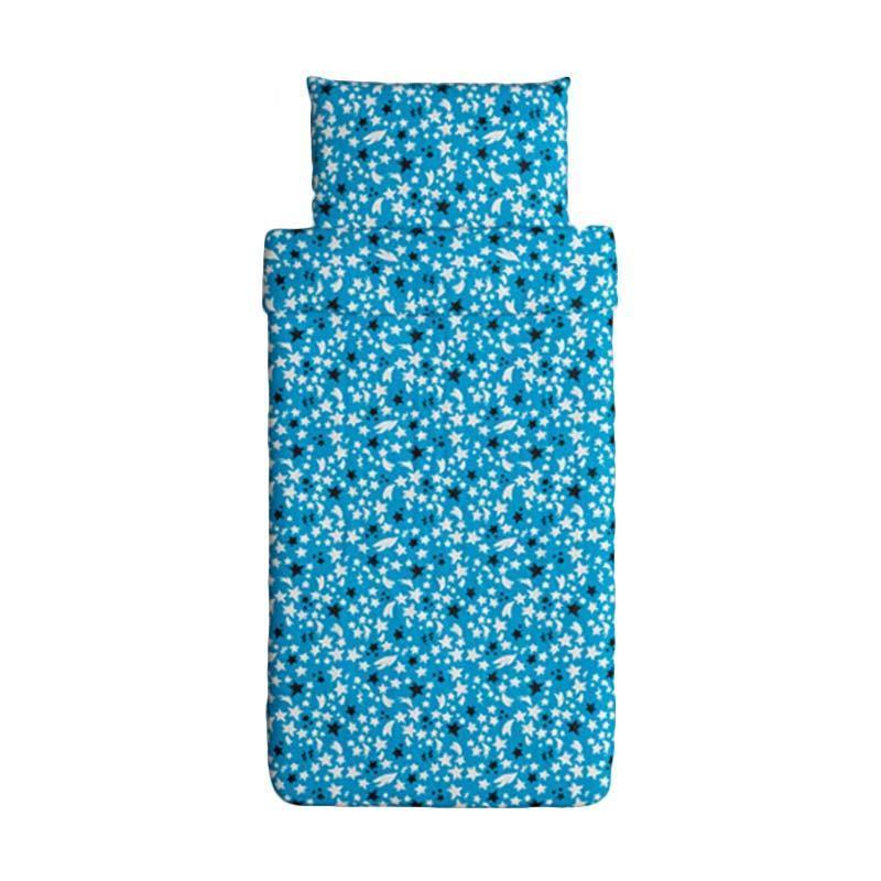 Ikea Solbrud Quilt Cover dan Sarung Bantal