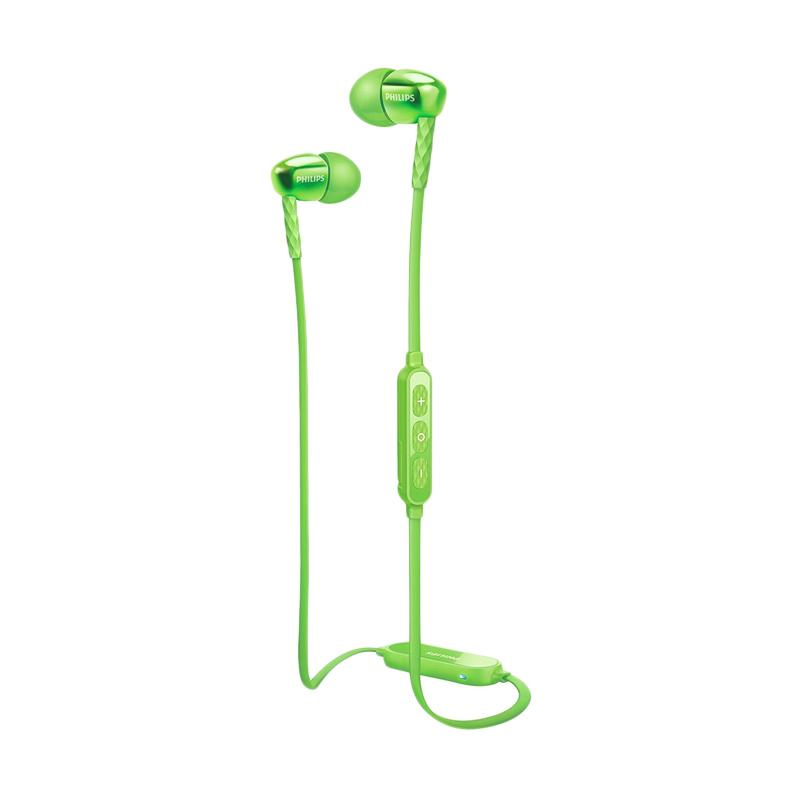 Philips SHB 5900 Bluetooth Headset - Green