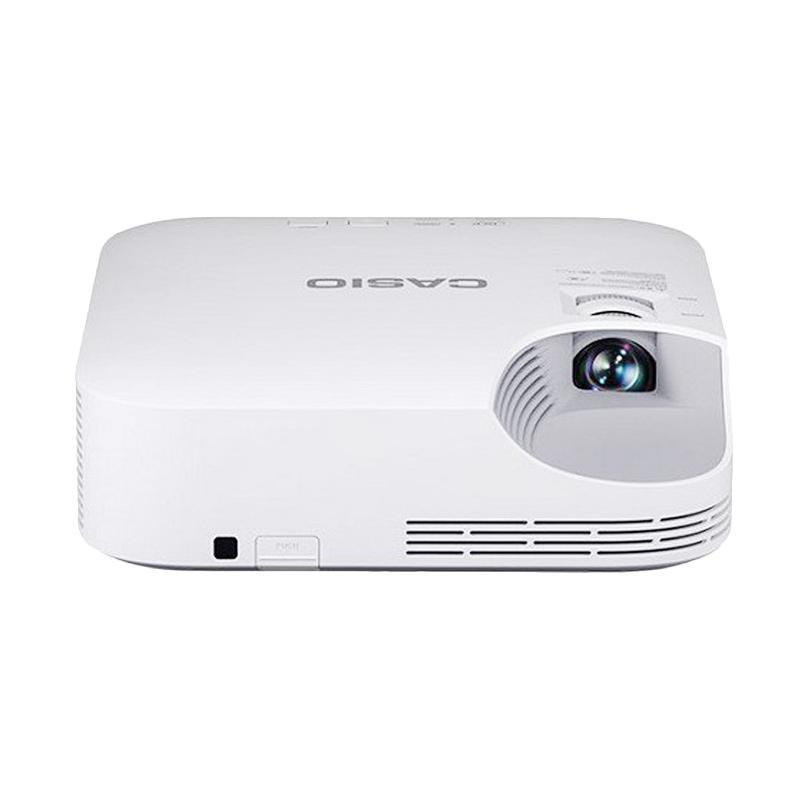 harga Casio XJ-V2 Projector - Putih [XGA/ 3000 Lumens] Blibli.com