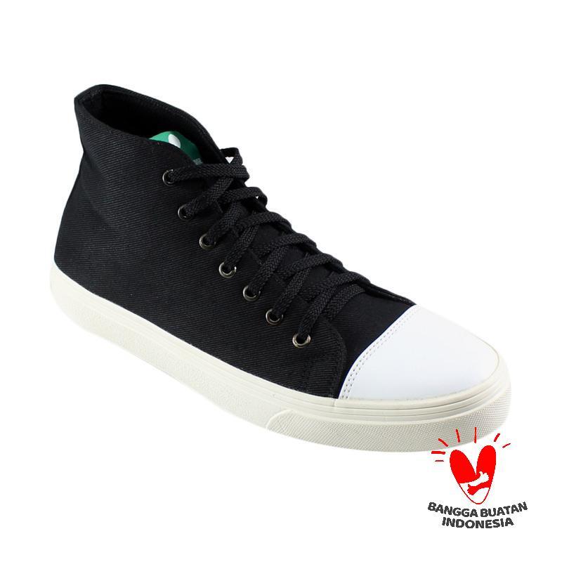 Dane And Dine Slomo Sneaker Shoes - Black