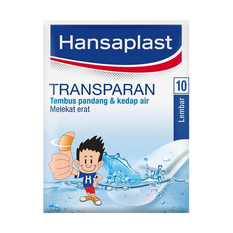 Hansaplast Plaster Transparan (10's)