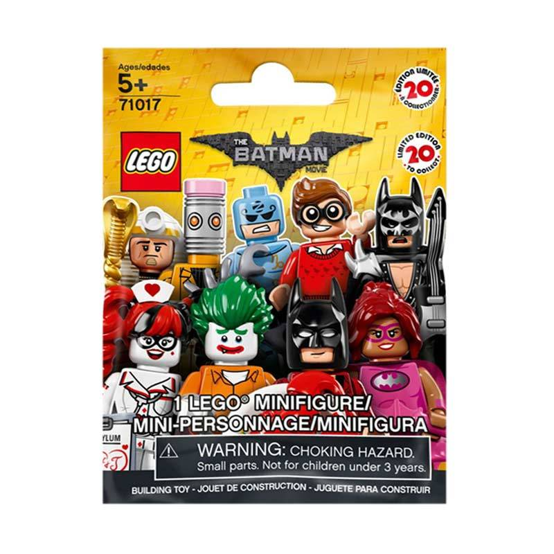 LEGO 71017 Minifigures The Batman Movie Series 1 pieces