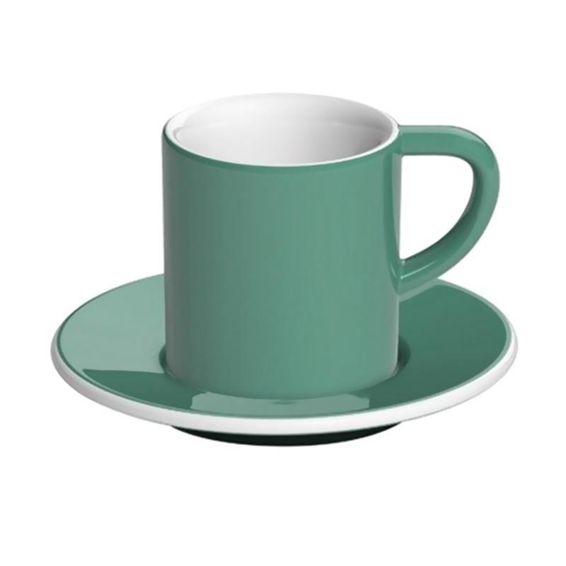 Loveramics Bond Espresso Gelas - Teal [80 mL]