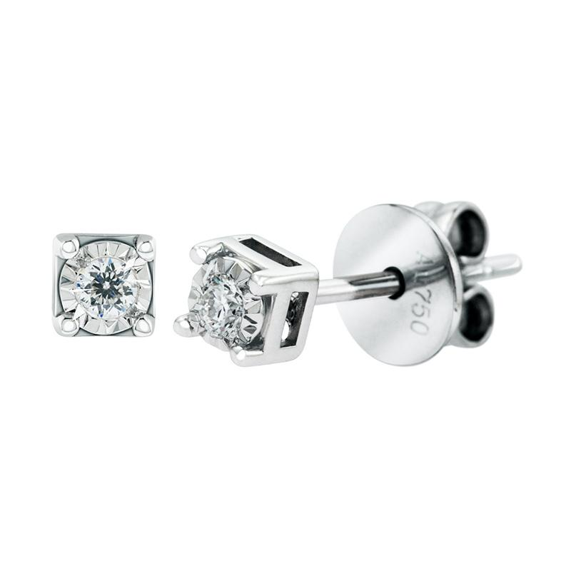 My Jewel Blossom WE1699 Diamond Earring