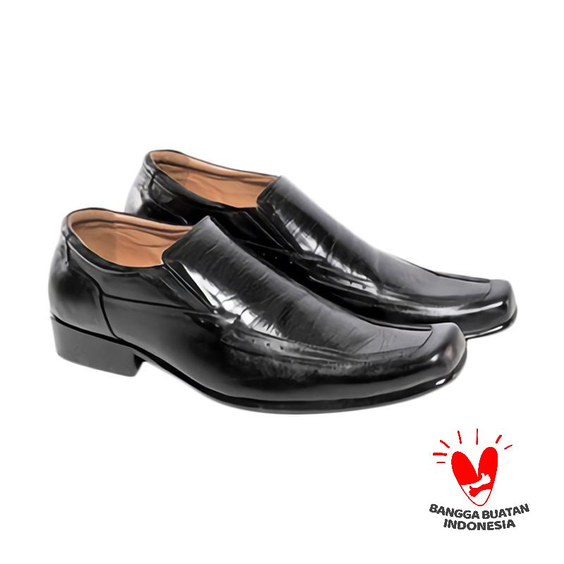 Spiccato SP 506.05 Sepatu Formal Pria - Black