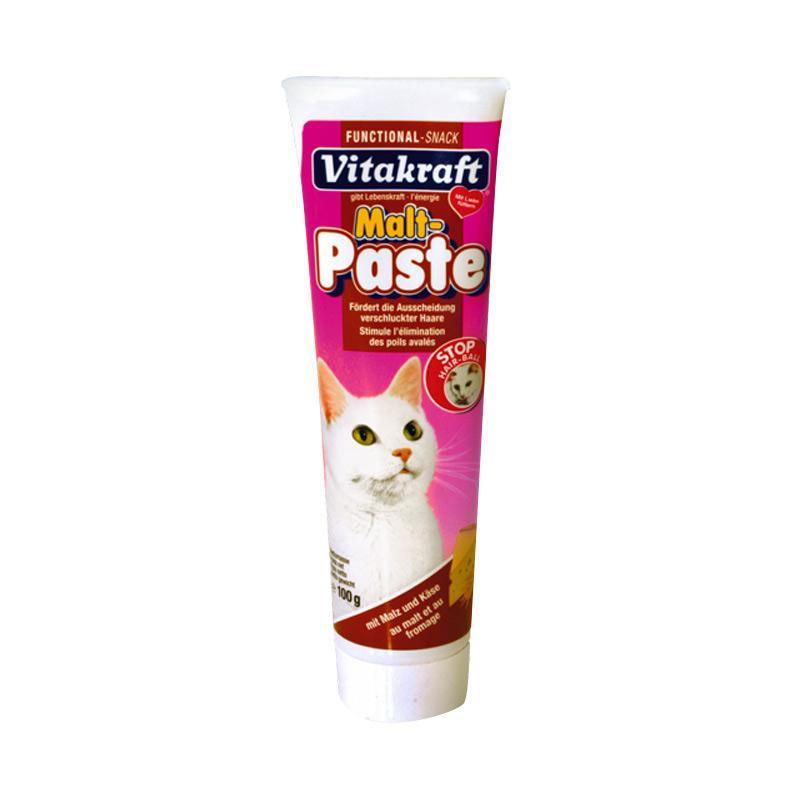 Vitakraft Malt Paste Snack untuk Kucing [100 g]