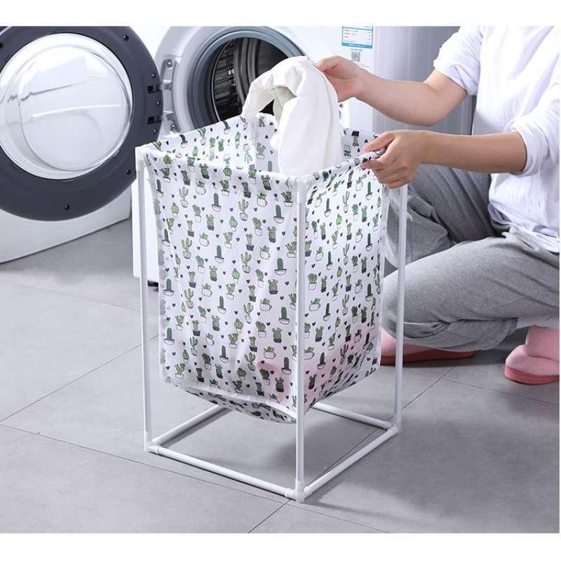 Keranjang laundry estetik dan lucu