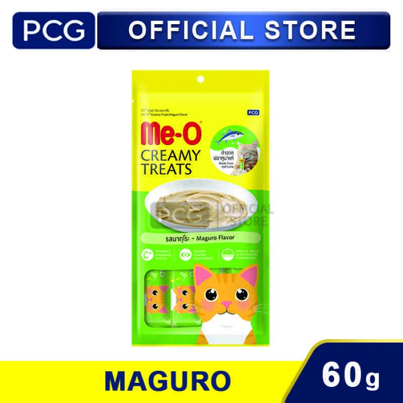 Me O Creamy Treats Maguro 60 g