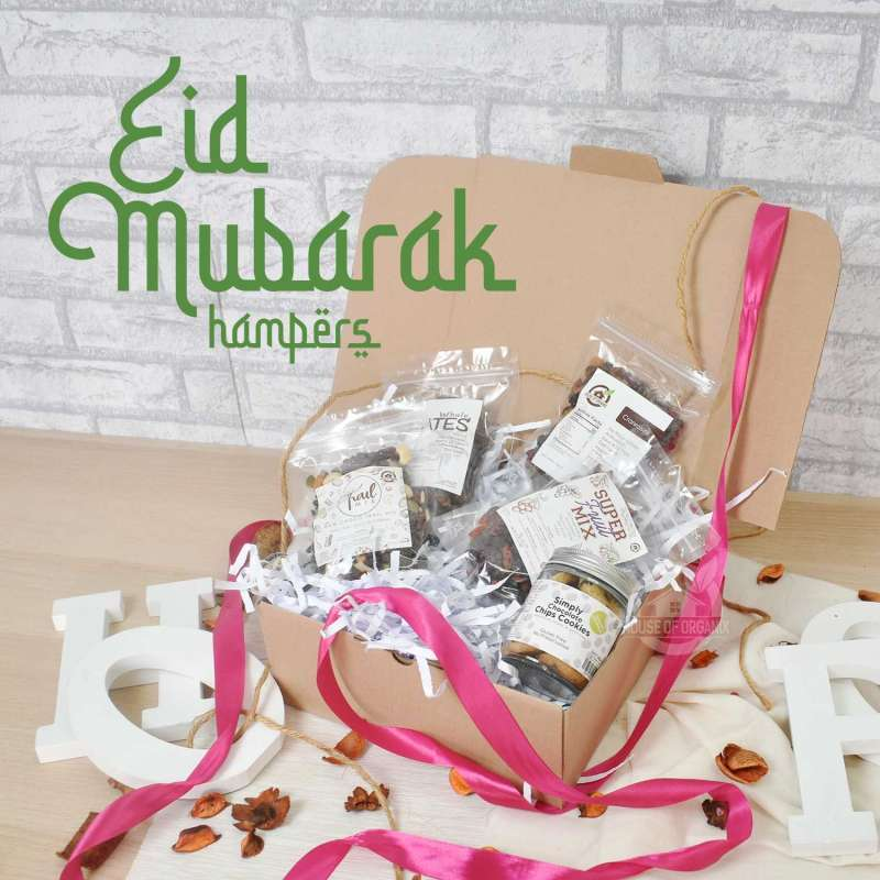 Jual Eid Mubarak Hampers Online April 2021 Blibli