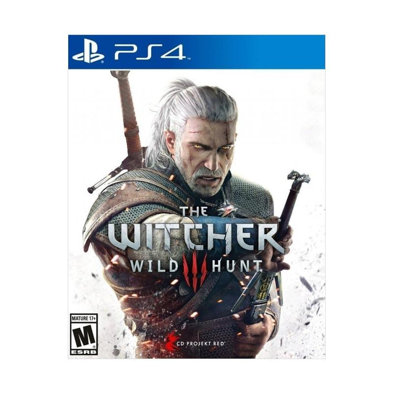 SONY PlayStation 4 Witcher 3 Wild Hunt Digital Download [Basic]