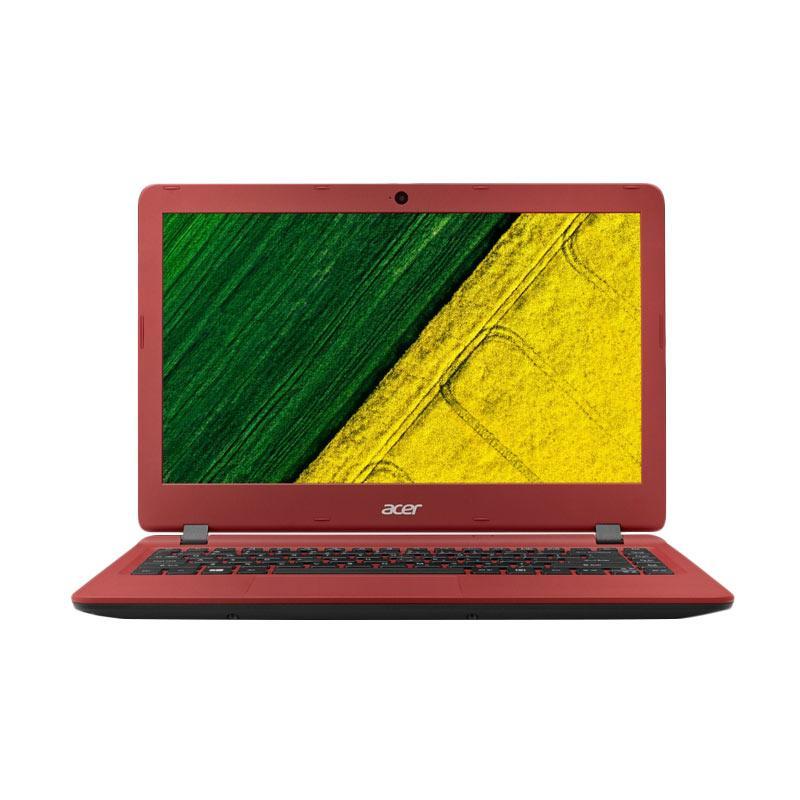 WEB_ACER ASPIRE ES1-132-C8M2 Notebook - Red [N3350/2 GB/500 GB/11.6