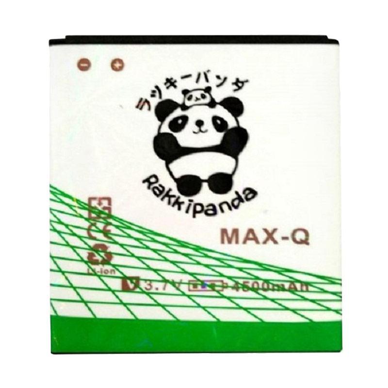 RAKKIPANDA Battery Double Power IC for Andromax MAX Q