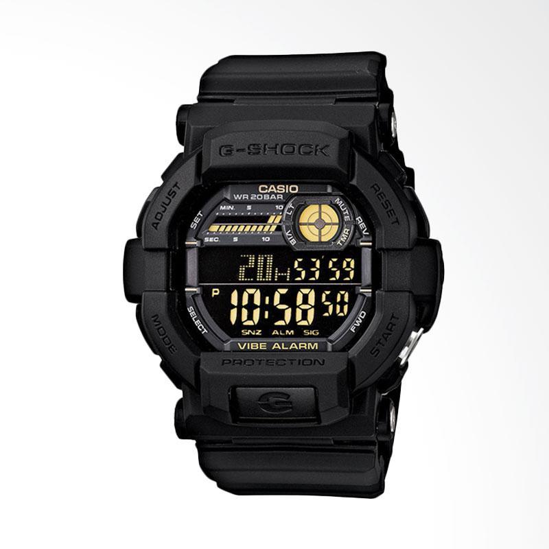 Casio G-Shock Jam Tangan Pria - Black GD-350-1BDR