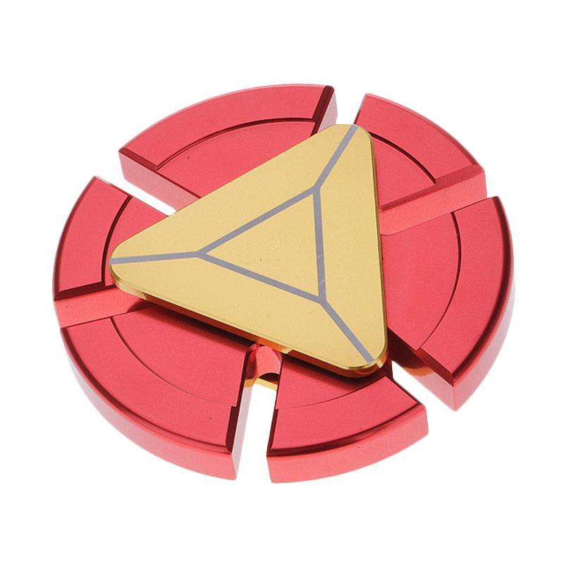 Tokokadounik Home Premium Quality Iron Man Fidget Spinner
