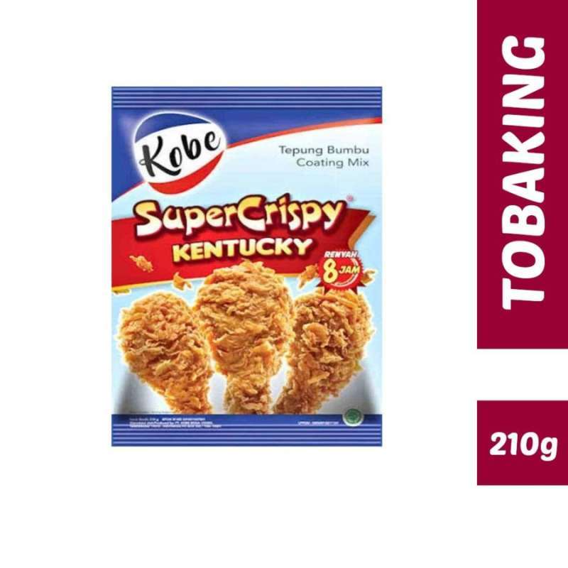 harga KOBE Super Crispy KENTUCKY 210 gr Blibli.com