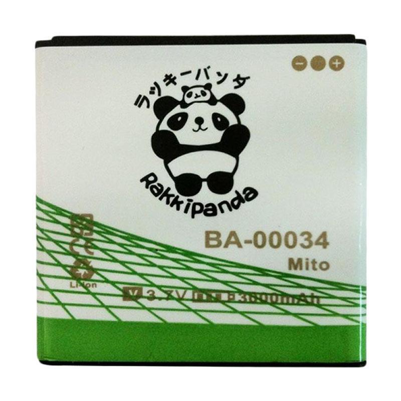 RAKKIPANDA Double Power & IC Battery for Mito A78 [BA00034]