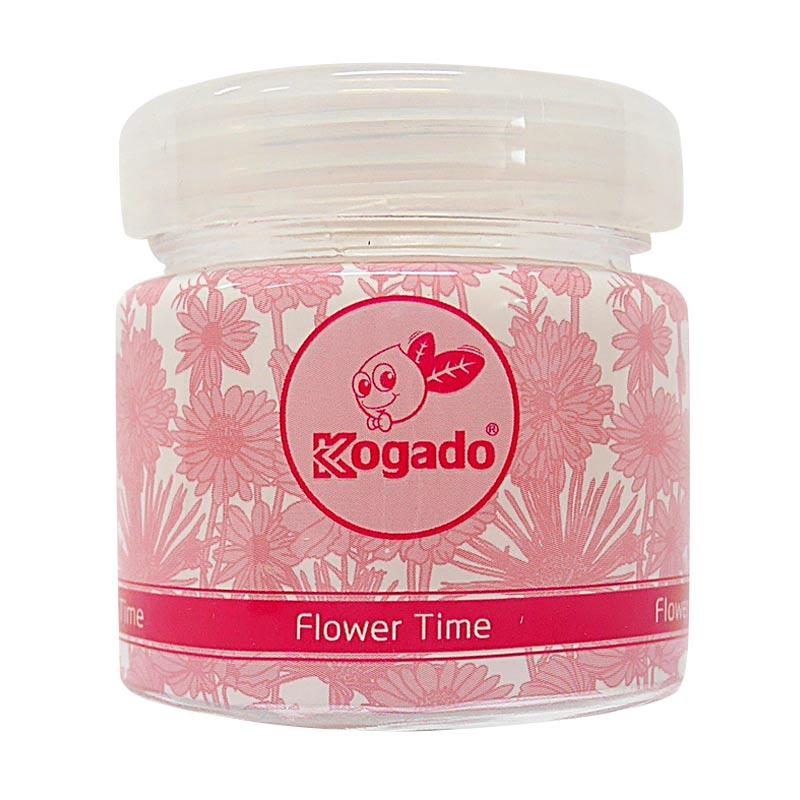 Kogado Flower Time White Champaca Parfum Mobil