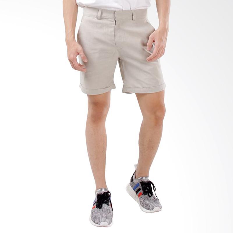 Word.O Eiji Short Pants - Cream