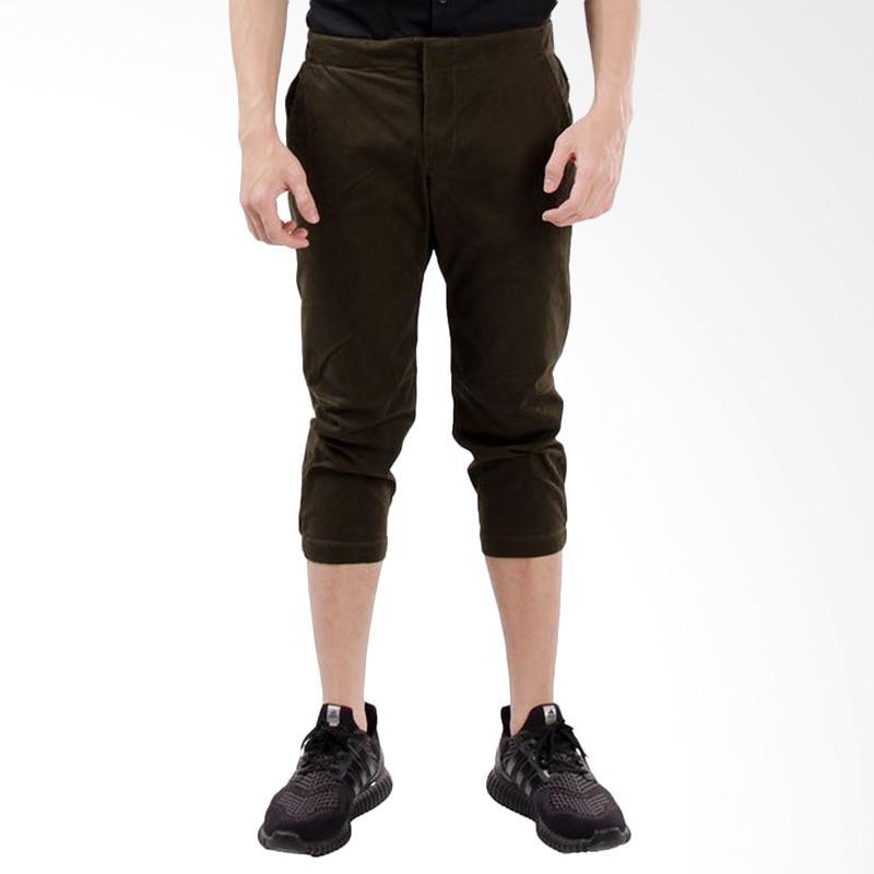 Word.O Hideji Jogger Pants - Hijau Army