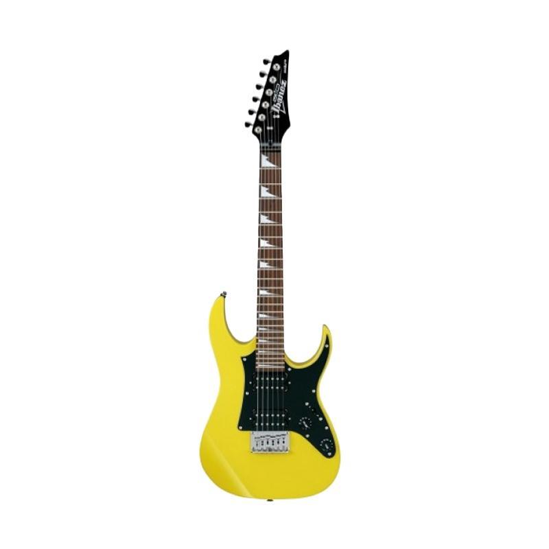 harga Ibanez GRX55B-YE Gitar Elektrik - Kuning Blibli.com