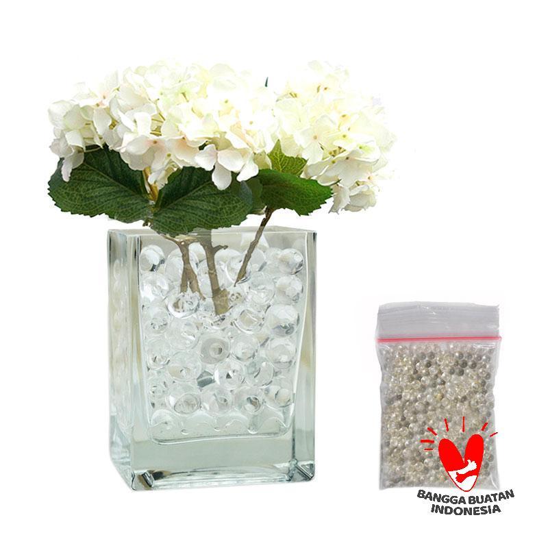JIRIFARM Hidrogel 10011 Hidroponik Media Tanam - Kristal [5 g]