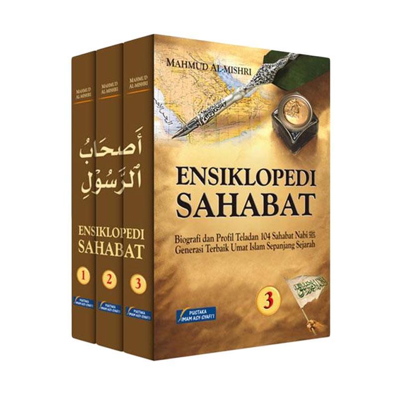 harga Ensiklopedi Sahabat, Biografi dan Profil Teladan 104 Sahabat Nabi 3 Jilid Lengkap / Pustaka Imam Asy-Syafi'i Blibli.com