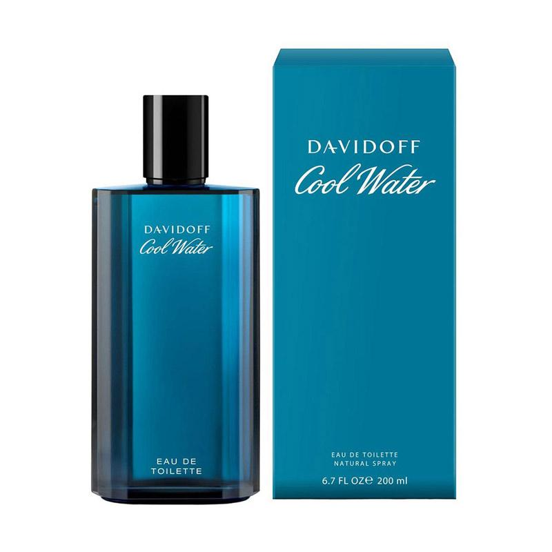 Davidoff Cool Water Man  Parfume Pria [200 mL]