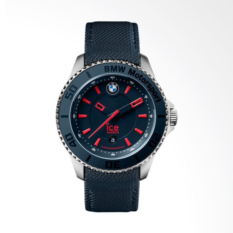 harga Ice Watch BMW by IW Big Jam Tangan Pria - Blue Red BM.BRD.B.L.14 Blibli.com
