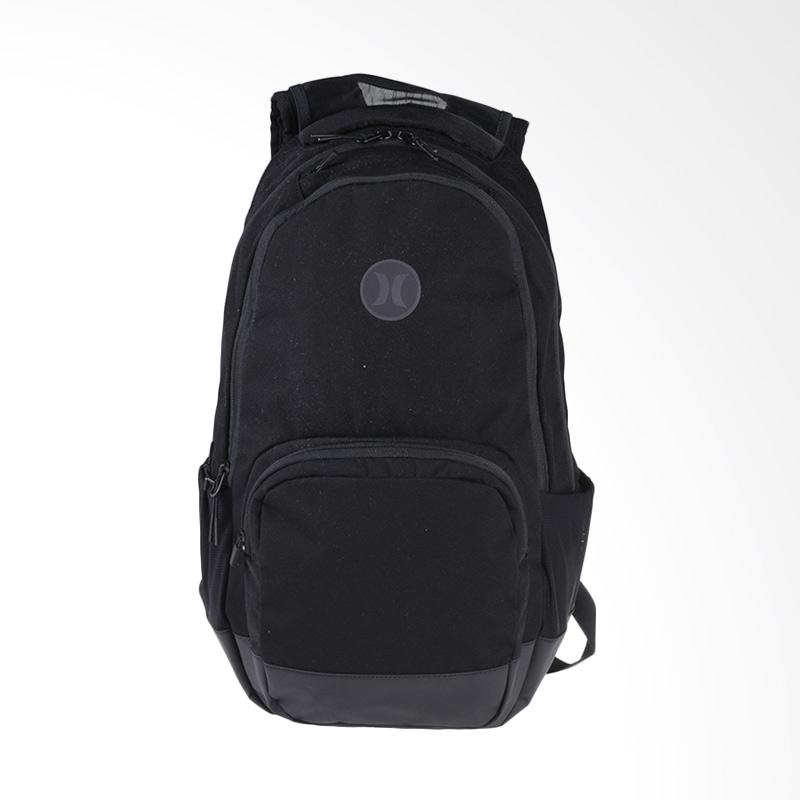 Hurley Surge Bag Backpack Pria - Black ZQ027_020
