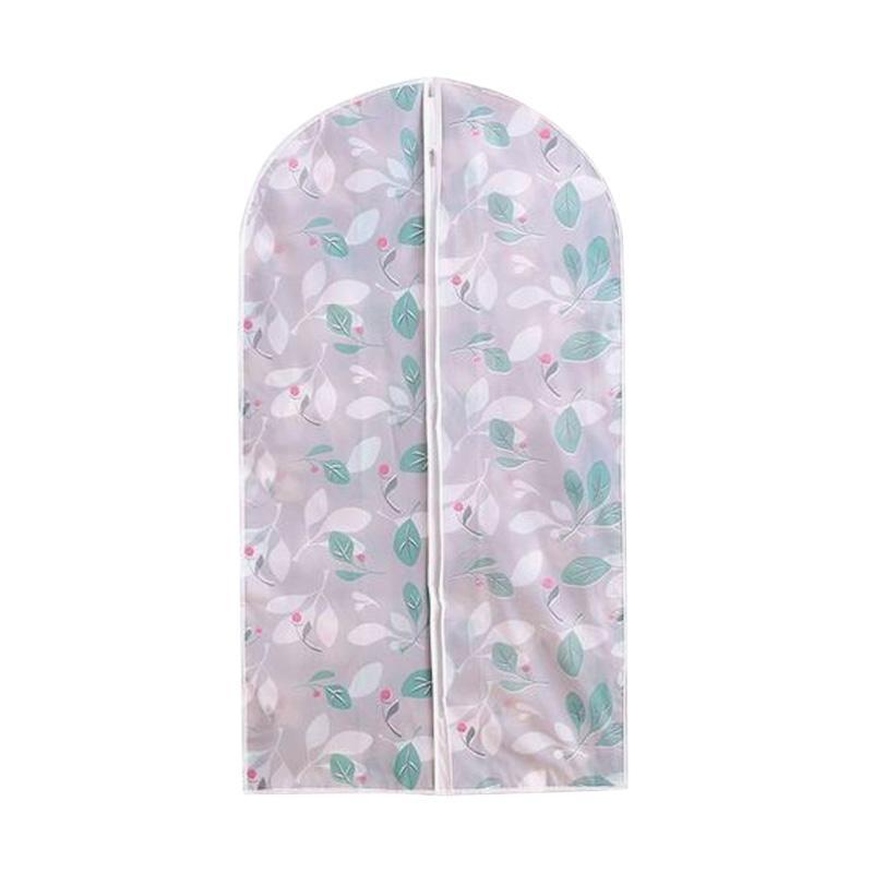 harga KarlyKaela Transparant Flower Clothes Dust Bag [Medium] Blibli.com