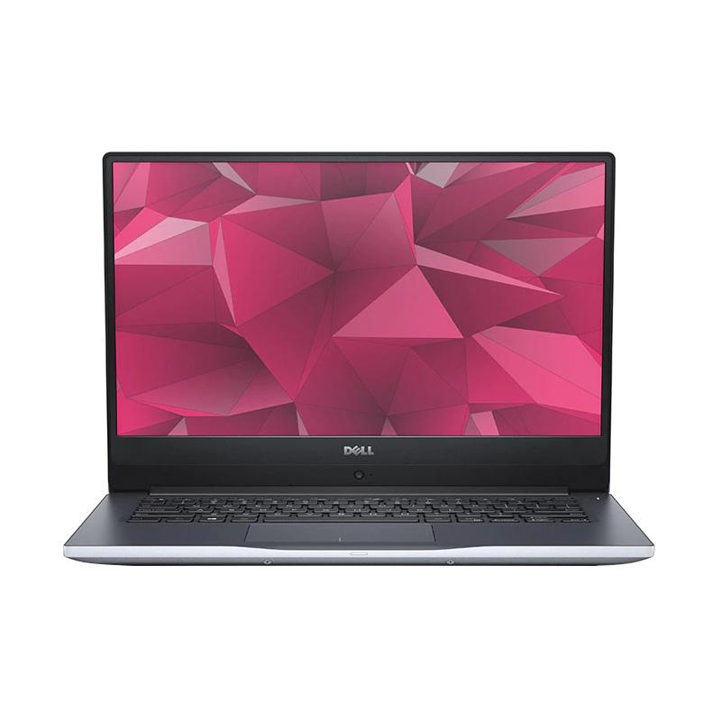 harga Dell Inspiron 14 7460 Notebook - Grey [i7-7500U / 8GB DDR4 / 1TB+128GB SSD / GT940MX 2GB / Win10 / 14