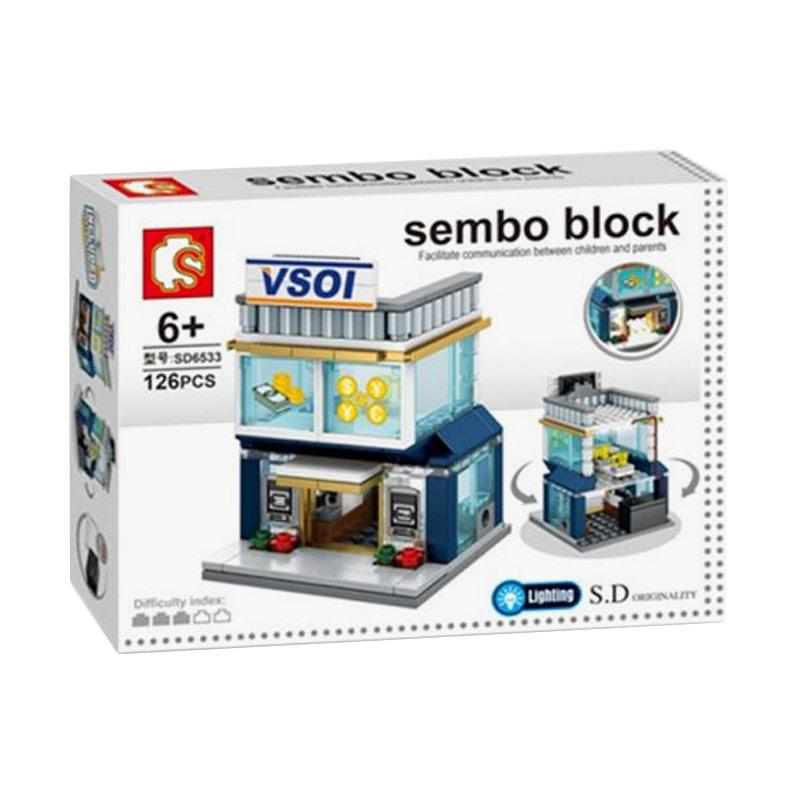 Sembo Sd6533 Vsoi Mini Blocks