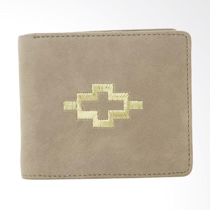 Tendencies Ethnic Icon Olive Wallet Dompet Pria - Olive