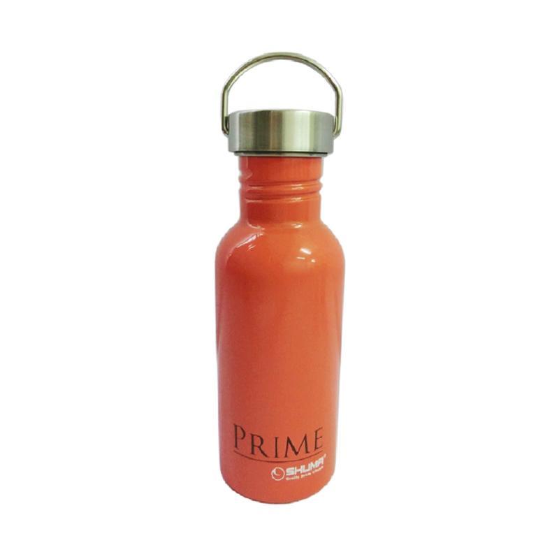 Shuma Prime Termos Botol Minum Air Panas - Orange[500 mL]