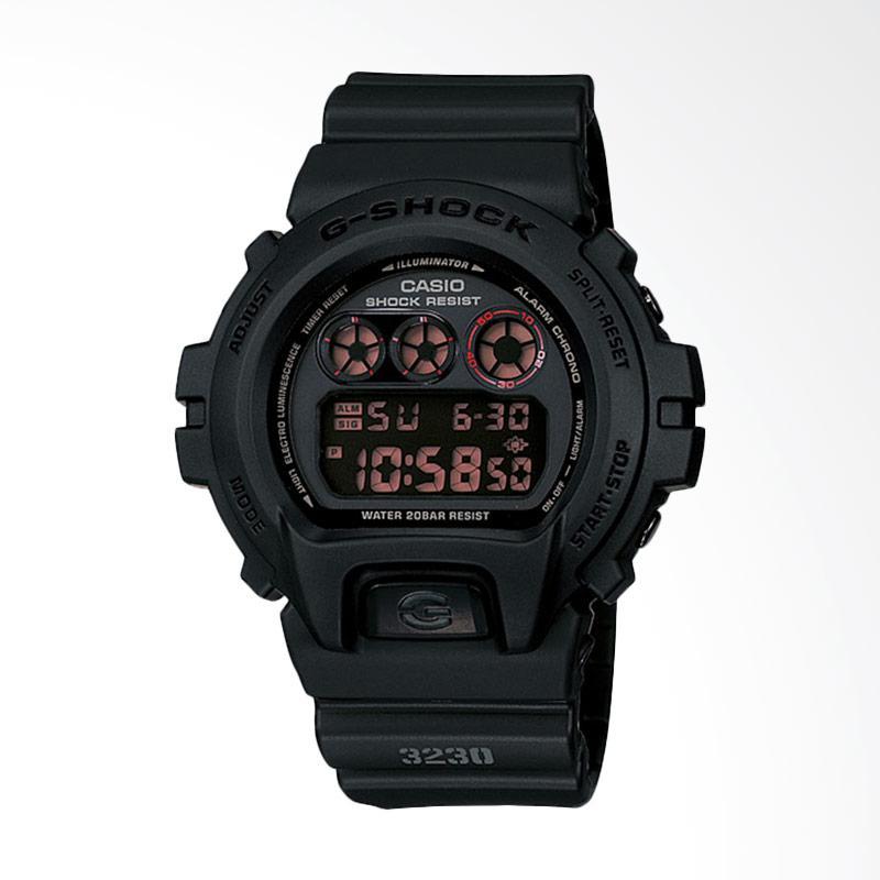 CASIO Jam Tangan Pria - Black DW-6900MS-1DR