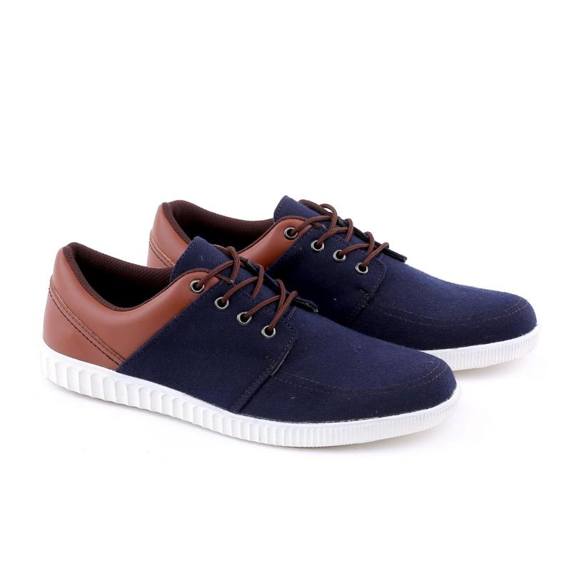 Garucci Sneakers Shoes - Blue GRW 1268