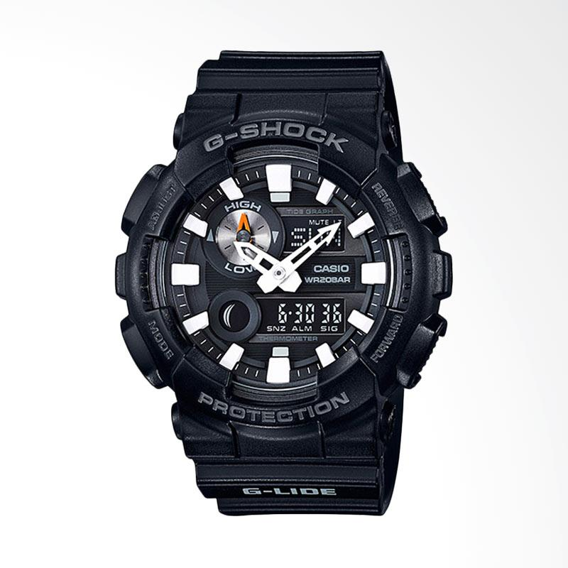 CASIO G-Shock Jam Tangan Pria - White GAX-100B-1ADR