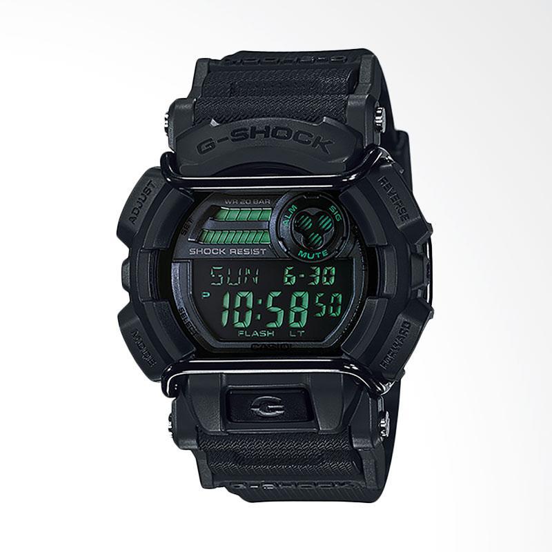 CASIO G-Shock Jam Tangan Pria - Black GD-400MB-1DR