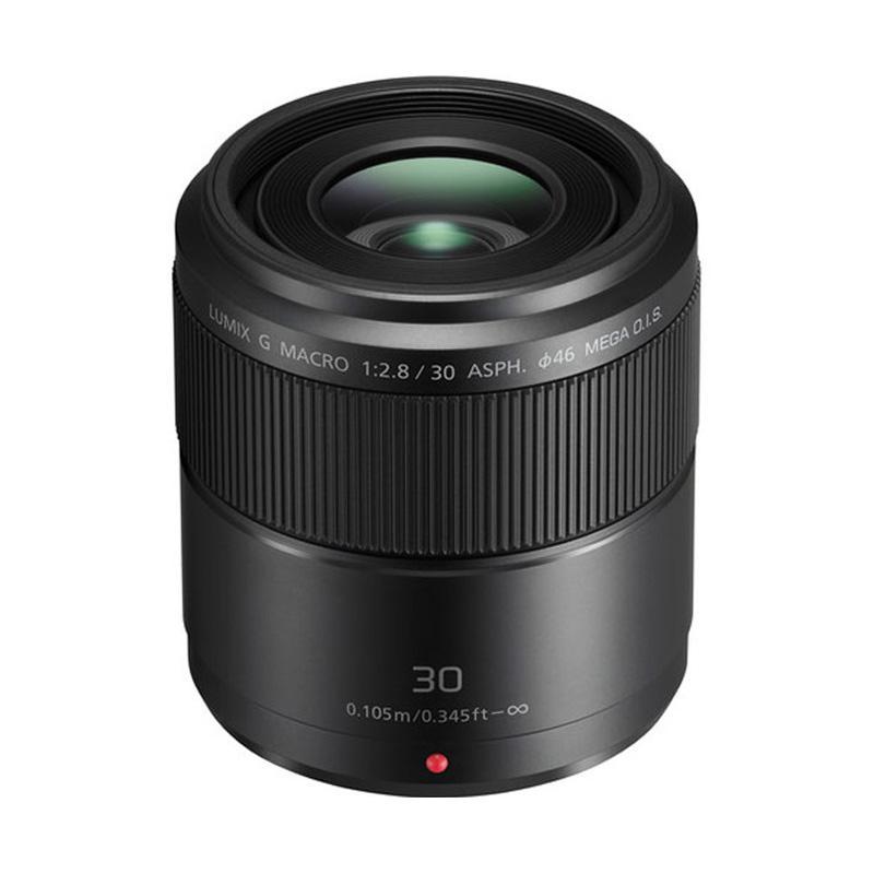 Panasonic Lensa Macro 30mm f/2.8 ASPH