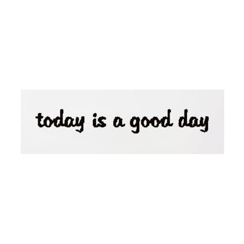 OEM Quote Today Good Day Wall Sticker Dekorasi Dinding