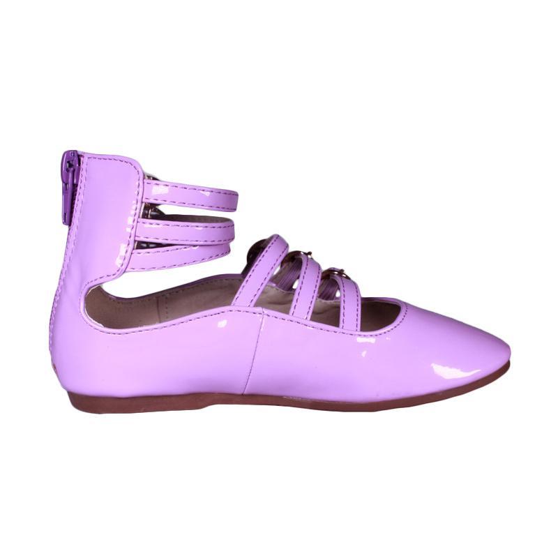 Kipper Type Gladiator Sepatu Anak Perempuan Slip On