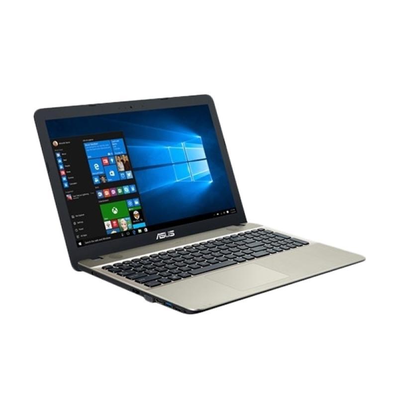 ASUS X541NA-BX401 Notebook - Black [DualCore N3350/4GB/500GB/15.6